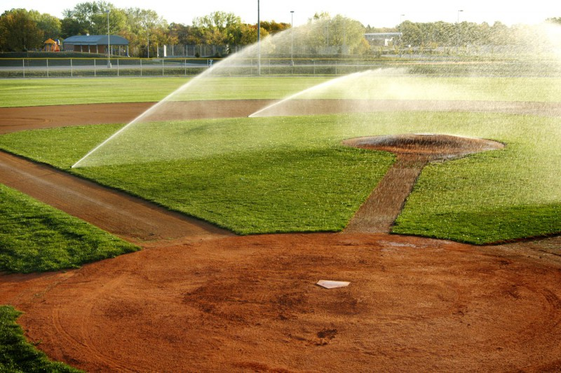 sport turf irrigation