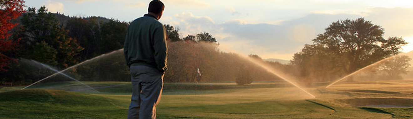 Golf Irrigation