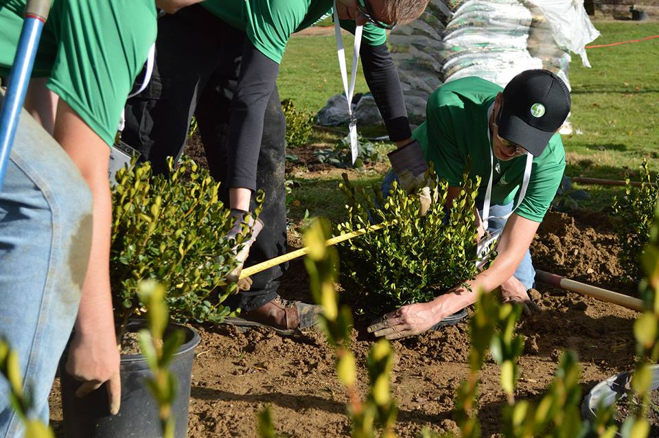 job opportunities in the green industry - The Ohio Landscape Olympics organized by ONLA.org